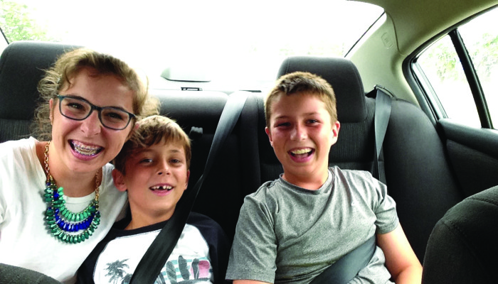 Dad's View: Sibling Social Time