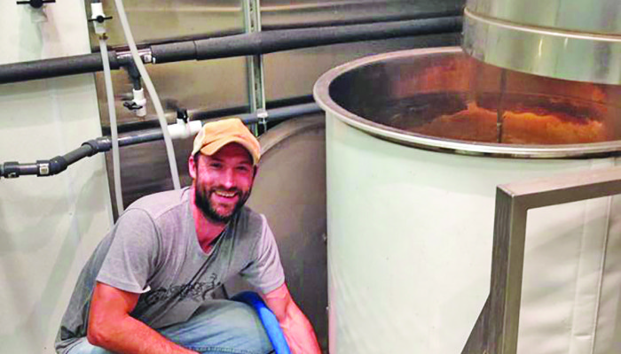 Back to Brewing: Q&A with NWA Brewer Joe Zucca