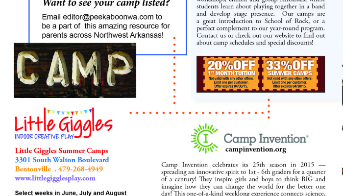 2015 Camp Guide Preview